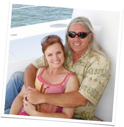 Amy & Tommy of Sail Away Catamarans